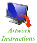 Artwork instructions