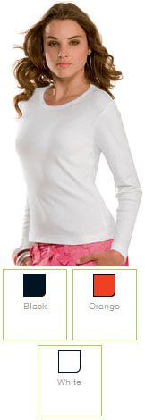 Ladies Long Sleeve T-Shirt H5330